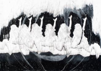 146_eashonpupil-100x70-cm-carbonat-paper-and-oil-pastel-on-paper