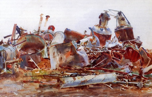 a-wrecked-sugar-refinery-1918