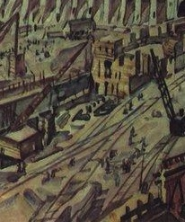 panorama-of-construction-of-dnieper-hydroelectric-station (detail)
